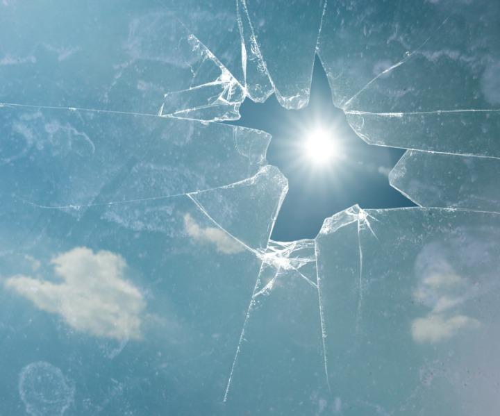 Glasbruch, Splitterschutz
